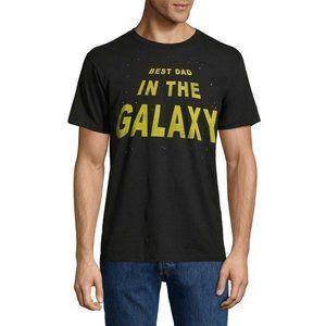 *5/$20*NWT Star Wars Men's Medium T-Shirt Best Dad